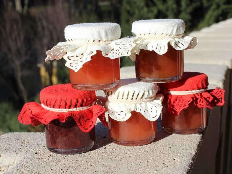 Estremamente Marmellate per Bomboniere. Vasetti Mignon Confetture Extra FL41