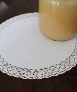 centro tavola tessuto