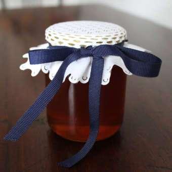 copri barattolo miele
