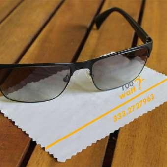 panni personalizzati pulizia occhiali