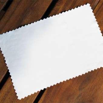 panni microfibra bianchi per stampa sublimazione