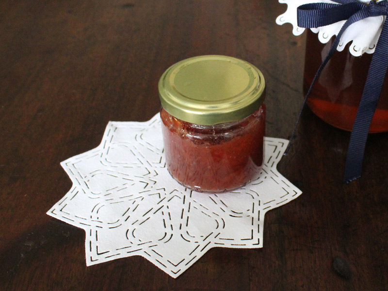 vasetti marmellata 100 grammi