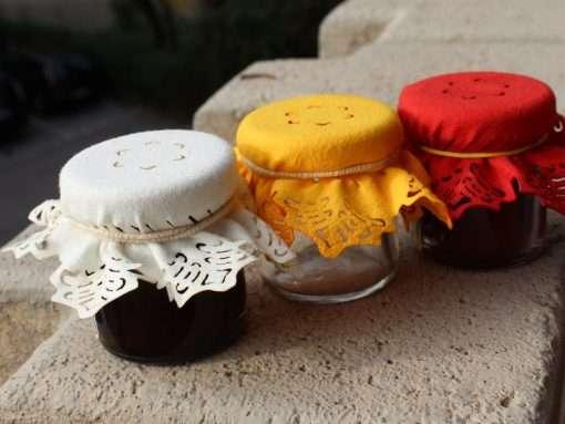 vasetti mono dose di miele confetture vendita