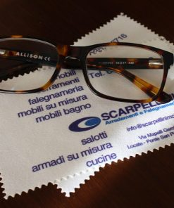 prezzo pannetti personalizzati per pulizia lenti occhiali