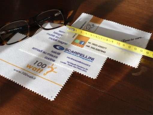 vendita panni per occhiali