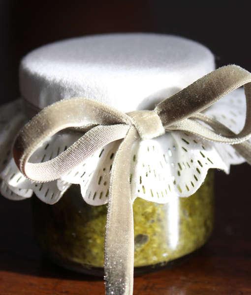 Favorito Bomboniere Battesimo. Vasetto miele con coprivasetto e spargimiele  FC73