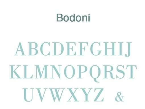 Bodoni-font-ricamo
