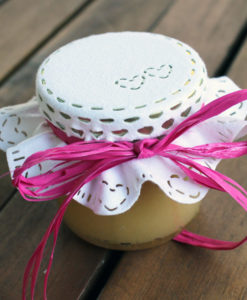 vasetti miele per bomboniere