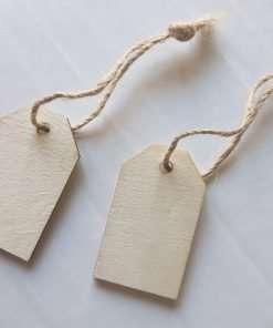 pendaglio in legno