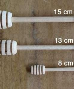 misure prendi miele in legno